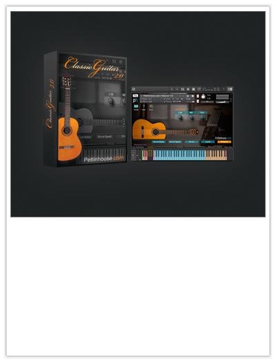 jazz guitar kontakt library