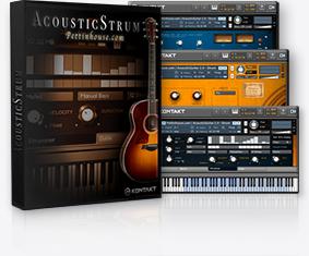 Pettinhouse.com AcousticStrum | Acoustic guitar sample library for ...