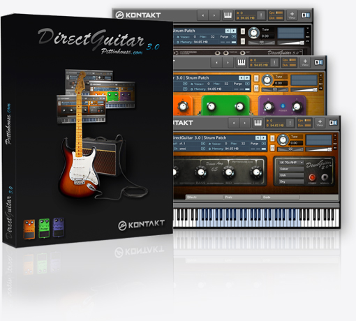 Fender Guitar sample libraries for Kontakt - Pettinhouse