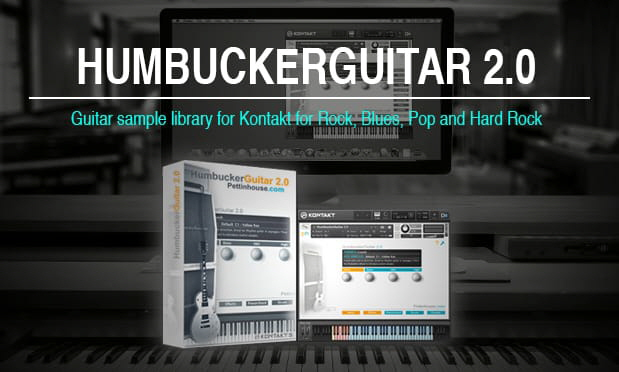 Guitar, Bass and Drum sample libraries for Native